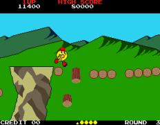 Pac-Land Arcade 33