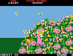 Pac-Land Arcade 42