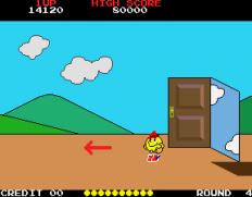 Pac-Land Arcade 43