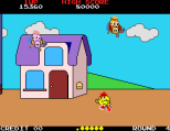 Pac-Land Arcade 48