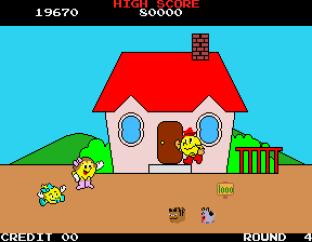 Pac-Land Arcade 53