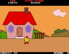 Pac-Land Arcade 55