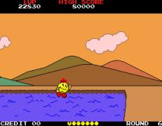 Pac-Land Arcade 65