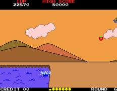 Pac-Land Arcade 66