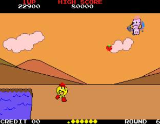 Pac-Land Arcade 67