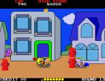 Pac-Land Arcade 80