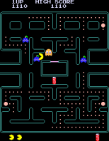 Pac-Man Plus Arcade 07