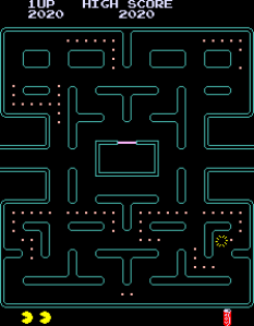 Pac-Man Plus Arcade 12