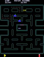 Pac-Man Plus Arcade 19