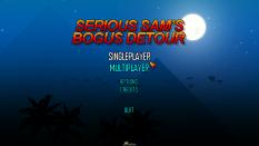Serious Sam's Bogus Detour PC 001
