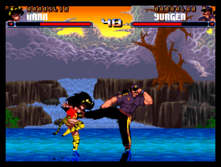 Shadow Fighter CD32 038