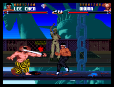 Shadow Fighter CD32 061