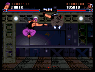 Shadow Fighter CD32 076