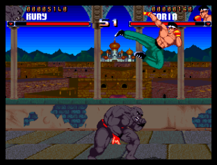 Shadow Fighter CD32 105