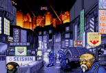 Snatcher Sega CD 015