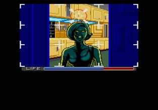 Snatcher Sega CD 100