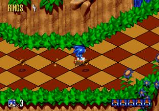 Sonic 3D Blast Megadrive 009