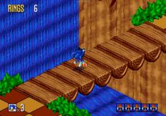 Sonic 3D Blast Megadrive 010