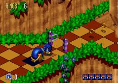 Sonic 3D Blast Megadrive 011