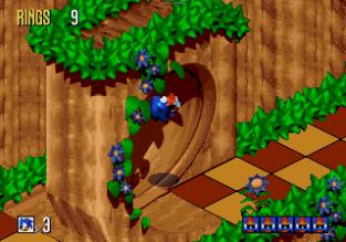 Sonic 3D Blast Megadrive 012