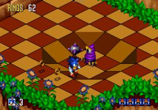 Sonic 3D Blast Megadrive 020