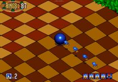 Sonic 3D Blast Megadrive 021