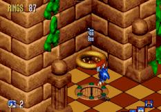 Sonic 3D Blast Megadrive 022
