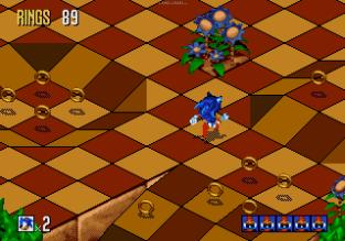 Sonic 3D Blast Megadrive 023