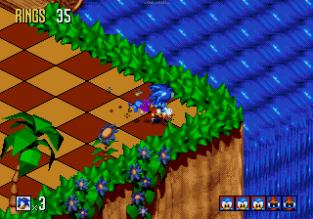 Sonic 3D Blast Megadrive 031