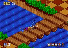 Sonic 3D Blast Megadrive 032