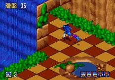 Sonic 3D Blast Megadrive 033