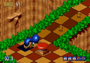 Sonic 3D Blast Megadrive 034