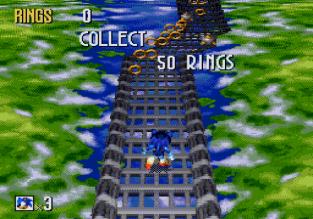 Sonic 3D Blast Megadrive 042