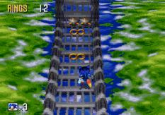 Sonic 3D Blast Megadrive 043