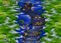 Sonic 3D Blast Megadrive 044