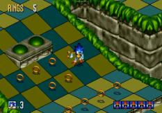 Sonic 3D Blast Megadrive 054