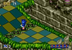 Sonic 3D Blast Megadrive 055