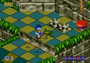 Sonic 3D Blast Megadrive 056