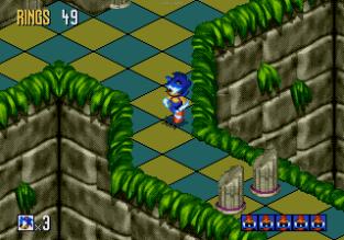 Sonic 3D Blast Megadrive 064
