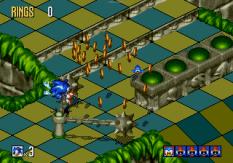 Sonic 3D Blast Megadrive 065
