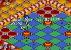 Sonic 3D Blast Megadrive 066