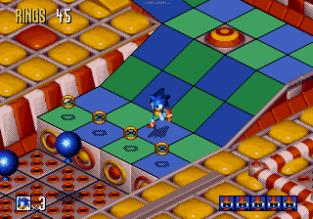 Sonic 3D Blast Megadrive 075