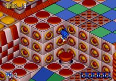 Sonic 3D Blast Megadrive 077