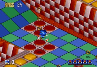 Sonic 3D Blast Megadrive 078