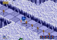 Sonic 3D Blast Megadrive 087