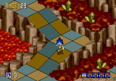 Sonic 3D Blast Megadrive 098