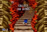 Sonic 3D Blast Megadrive 104