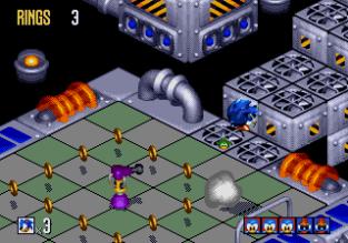 Sonic 3D Blast Megadrive 108