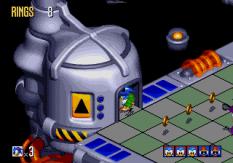 Sonic 3D Blast Megadrive 109