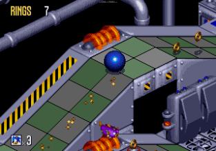 Sonic 3D Blast Megadrive 119